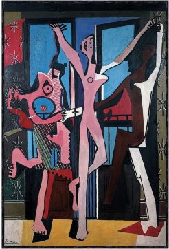 Three Dancers Picasso
